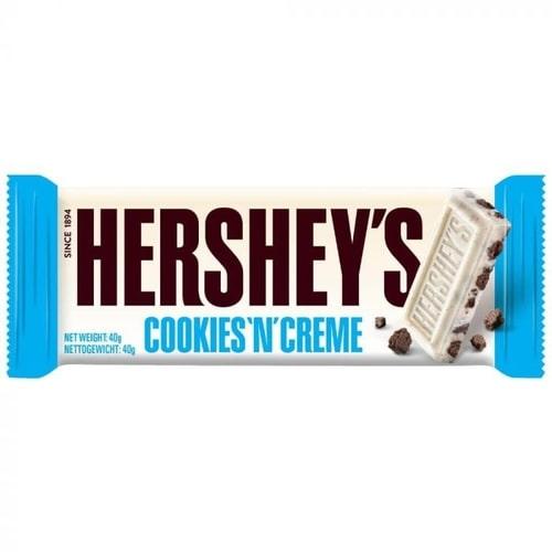 Hershey's Cookies 'N' Creme Bar 40g