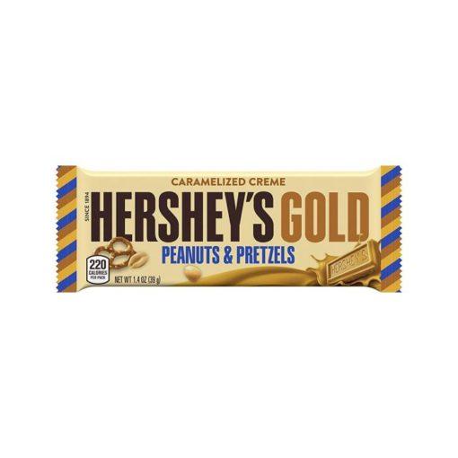 Hershey's Gold Caramelized Creme Bar 39g